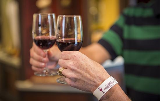 Busch Gardens Food & Wine Festival, Rolf Kramer, Real Estate Agent