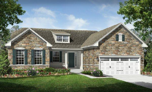Lennar Home - Colonial Heritage Plantation Home - Williamsburg, Virginia