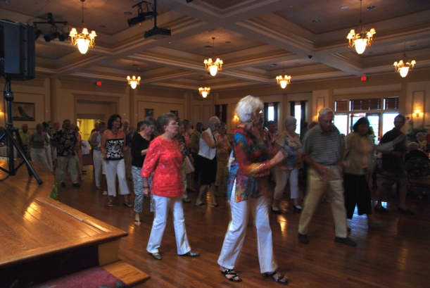 Line Dancing Class - Rolf Kramer Real Estate