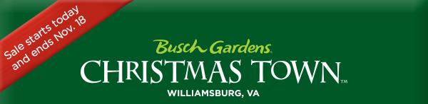 christmas town sale