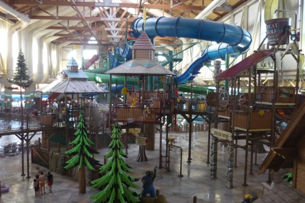Great Wolf Lodge Indoor Waterpark, Rolf Kramer Real Estate Agent