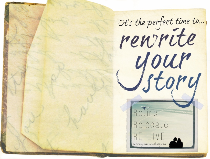 it's the perfect time to rewrite your story